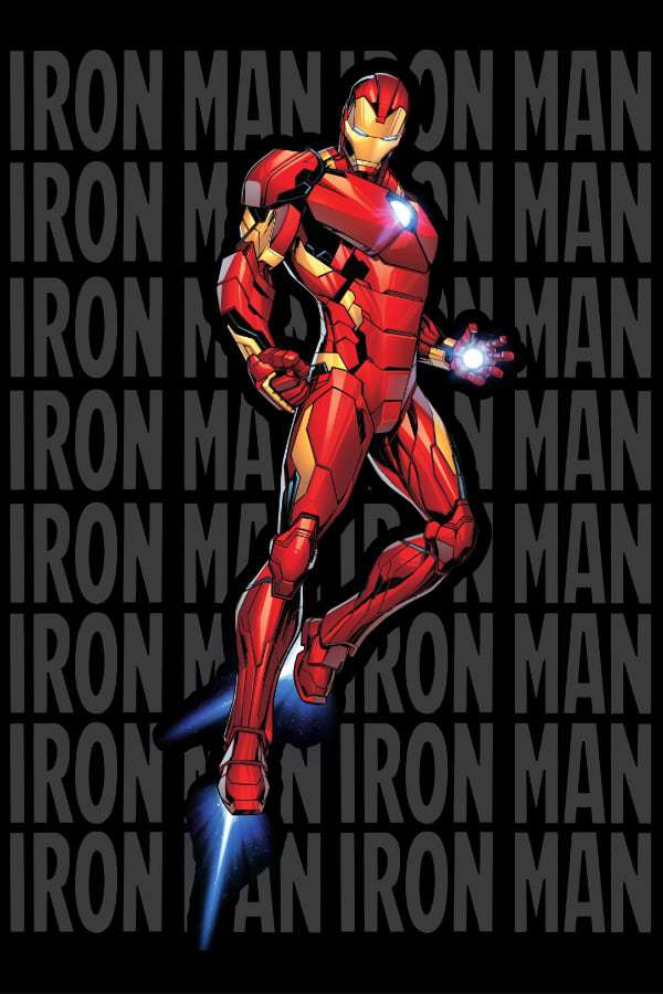IronMan artwork