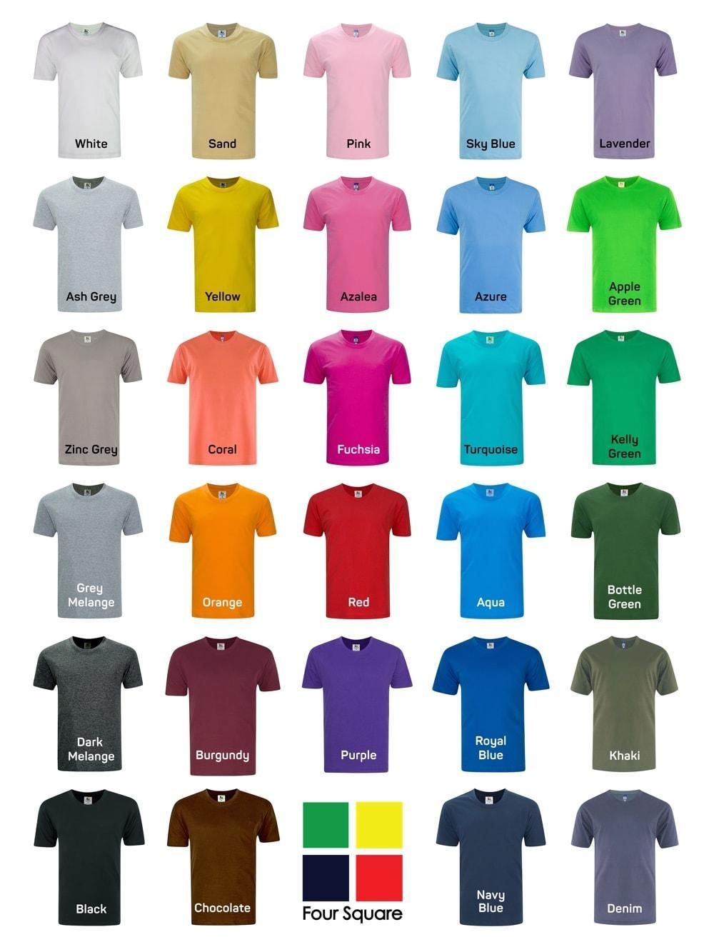 Cotton T Shirt Ing Guide 2019