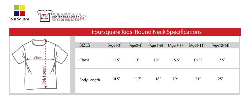 foursquare kids roundeck