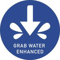 vivid logo grab water enchanced