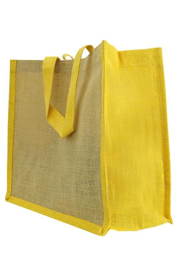 The Figure of jute bag D