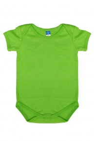 Baby Rompers Apple Green