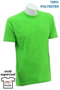 Vivid Supercool RoundNeck T-Shirt