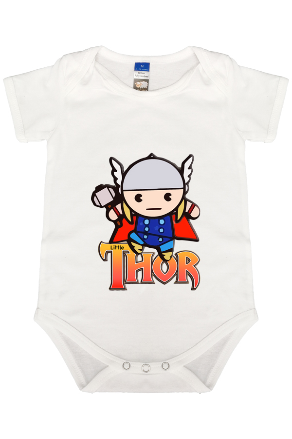 Little Thor - White