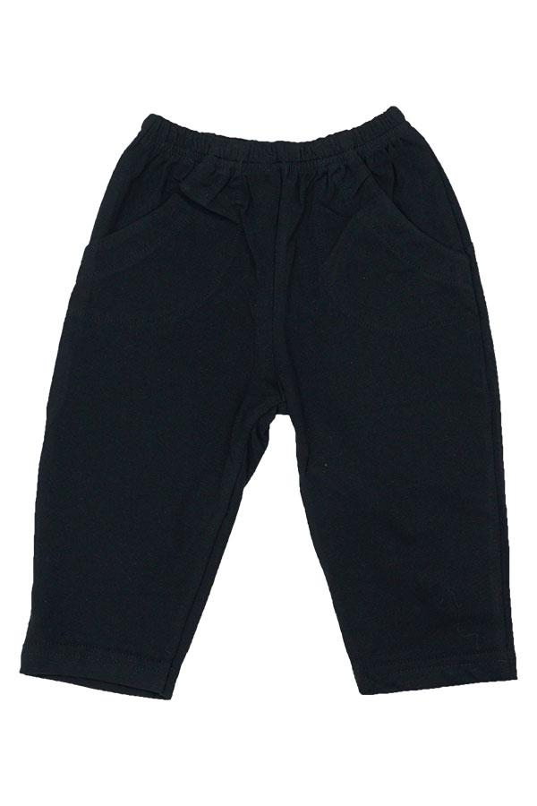 Baby Long Pants Black