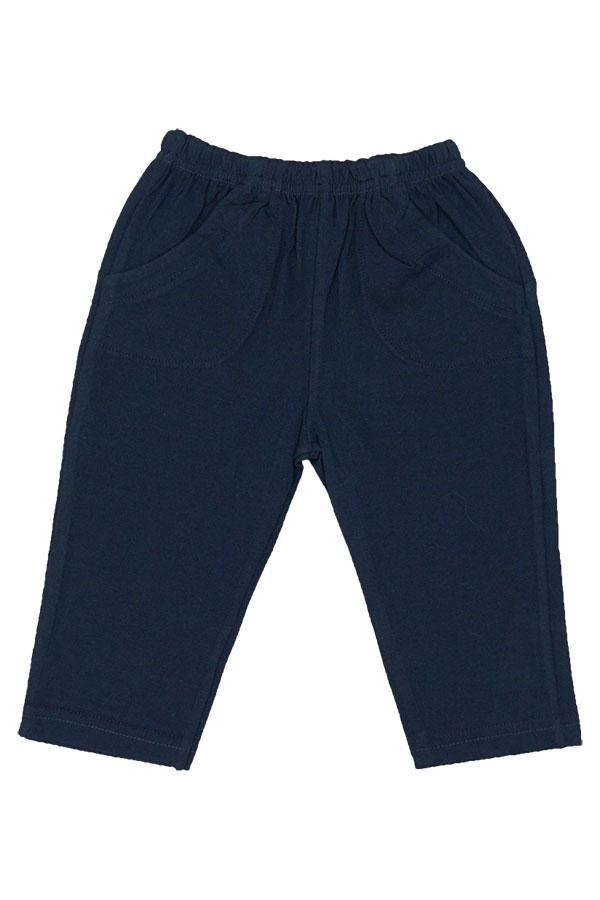 Baby Long Pants Navy Blue