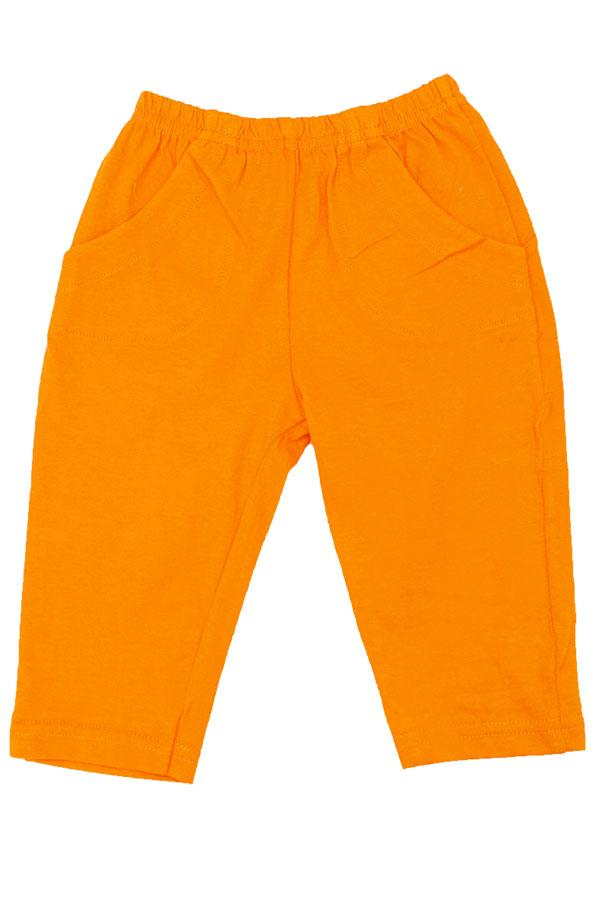Baby Long Pants Orange