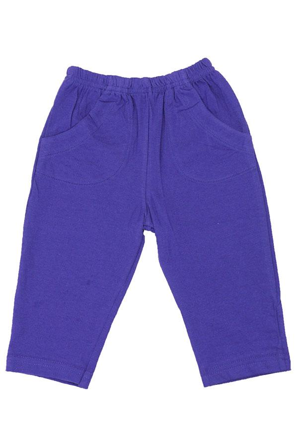 Baby Long Pants Purple