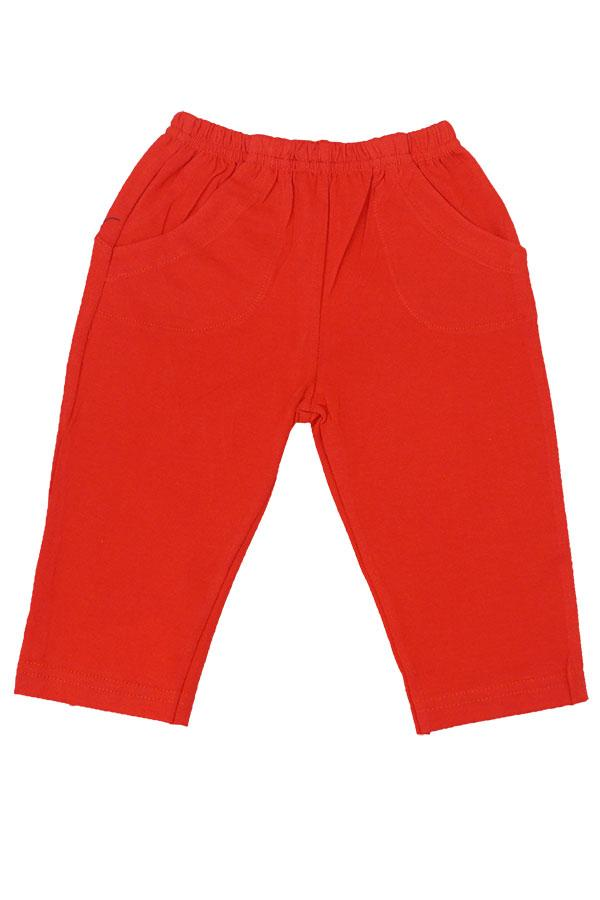 Baby Long Pants Red