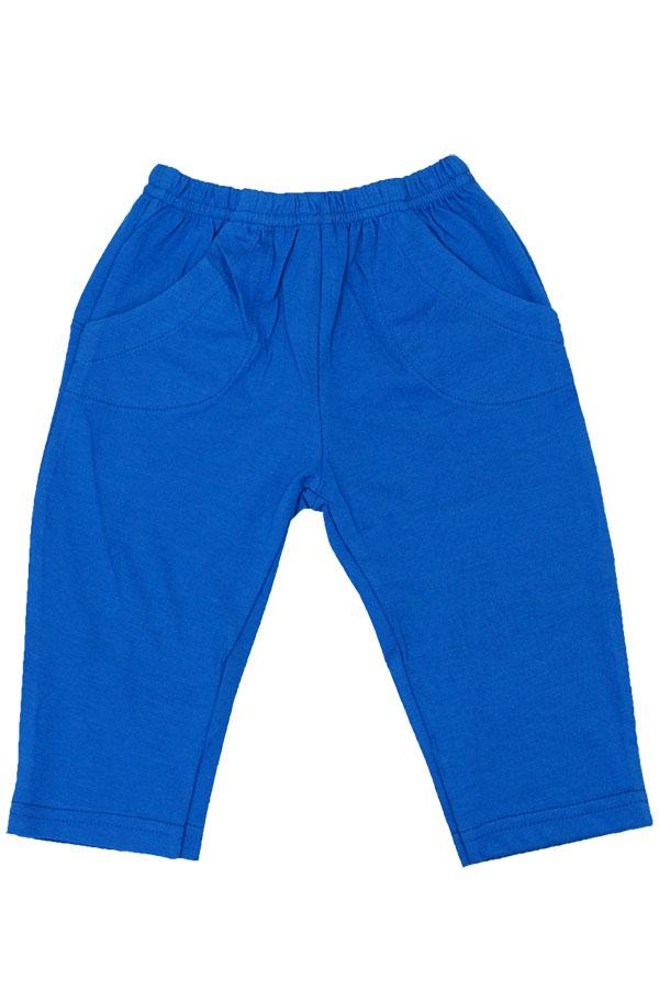 Baby Long Pants Royal Blue