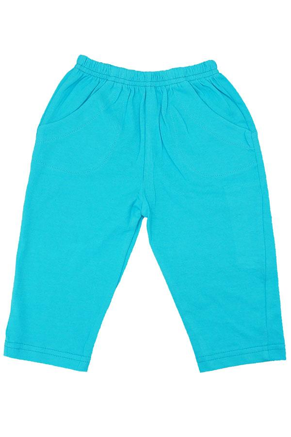 Baby Long Pants Turquoise