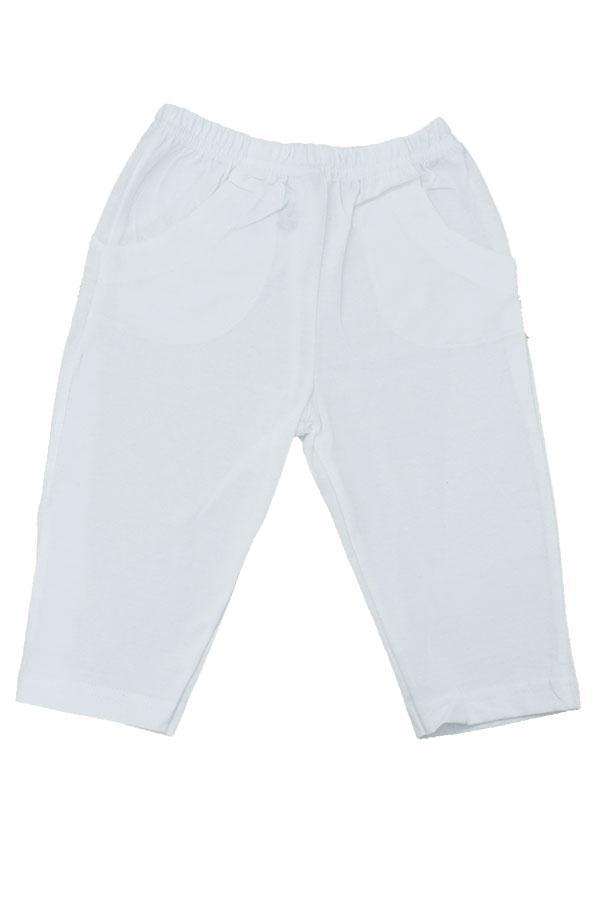 Baby Long Pants White