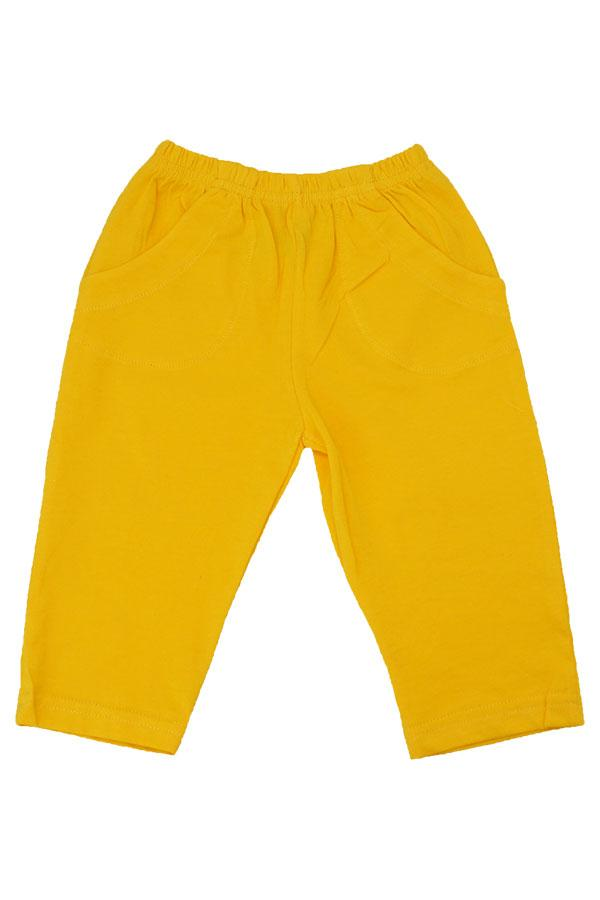 Baby Long Pants Yellow