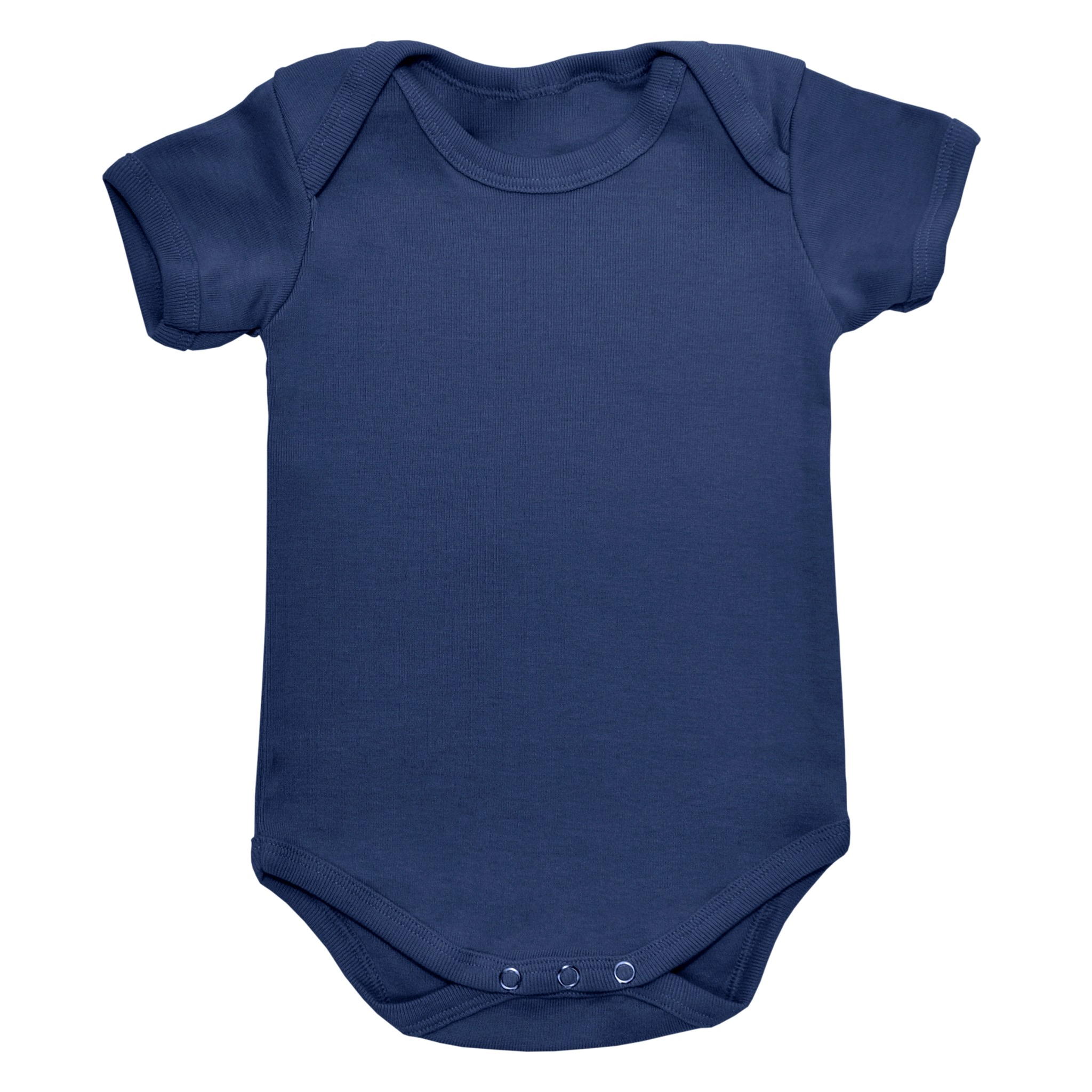 Baby Rompers Navy Blue