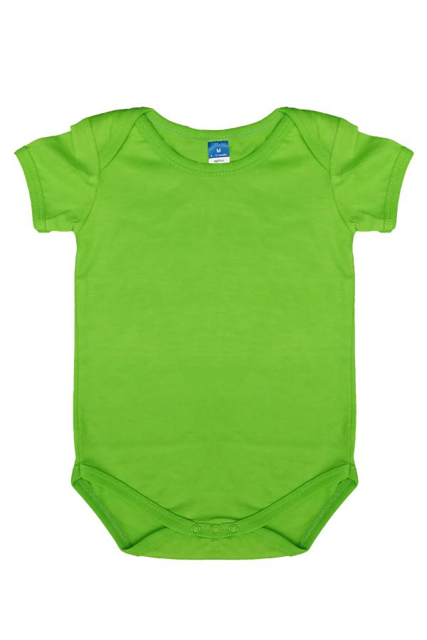 e55293ee84c Value Romper Microfiber - Apple Green