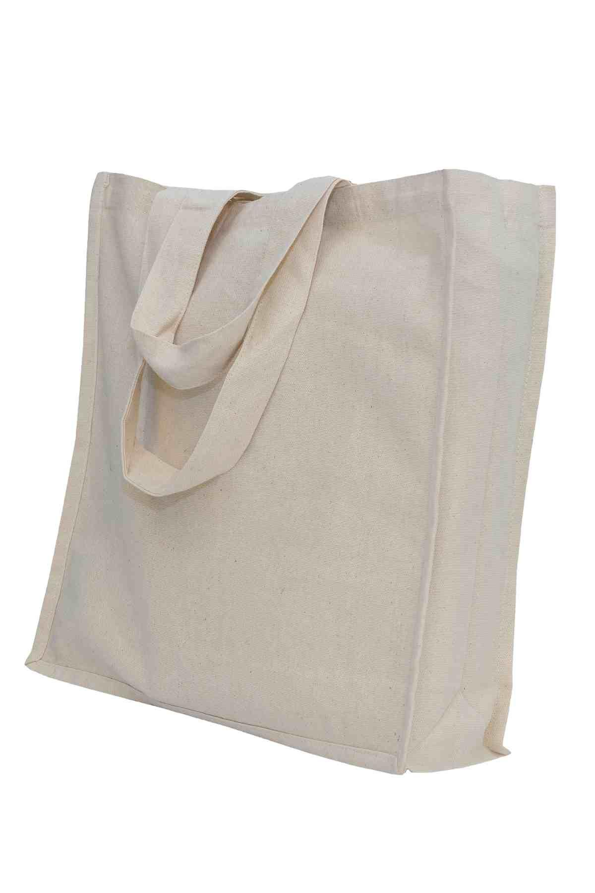 Canvas Tote Bag Square