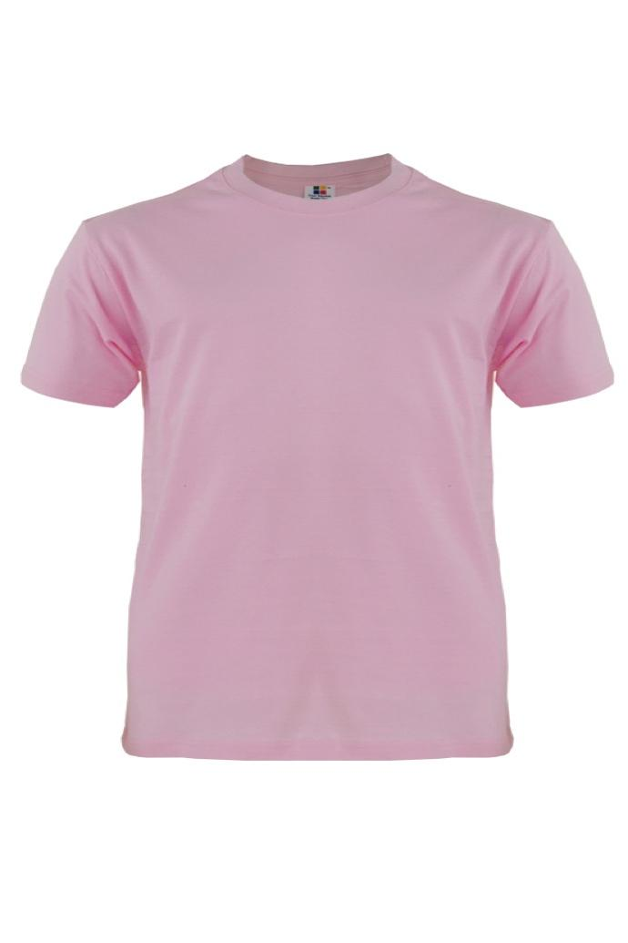 Cotton-Plus-Size-T-Shirt-pink