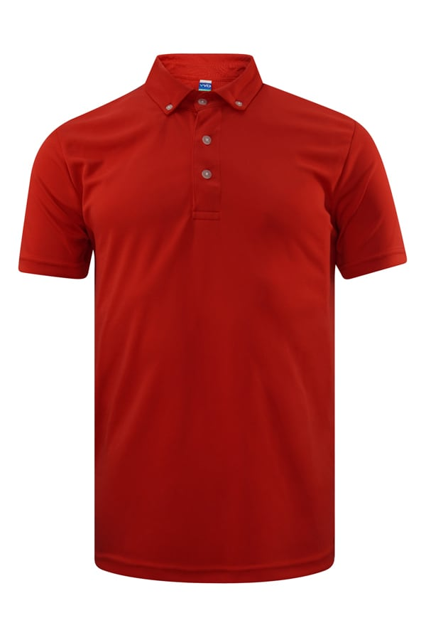 Feathersoft Polo - Red