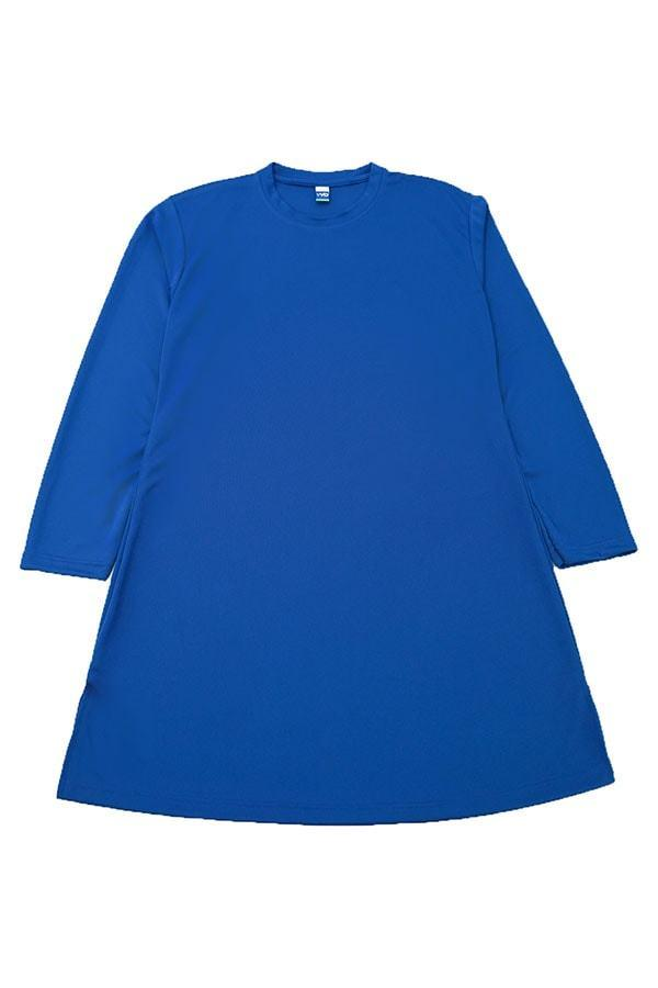 Feathersoft  Muslimah T-shirt - Royal Blue