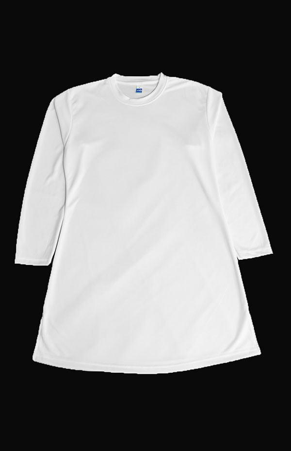 Feathersoft  Muslimah T-shirt - White