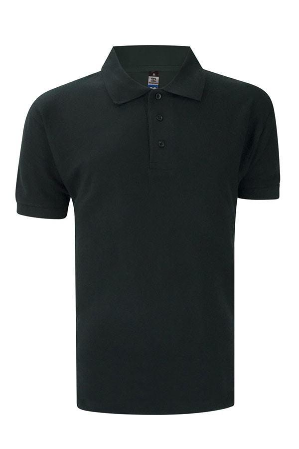 Alam-fashion-polo-black-T-shirt
