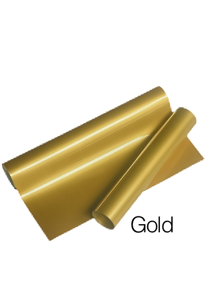 MD PVC Vinyl - Gold for Heat Transfer