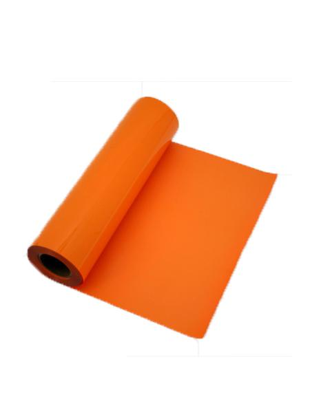 MD PU Vinyl - Dark Orange for Heat Transfer