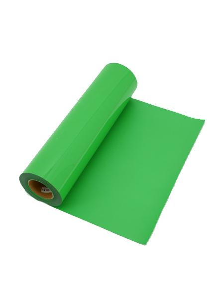 MD PU Vinyl - Light Green for Heat Transfer