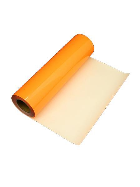 MD PU Vinyl - Light Orange for Heat Transfer