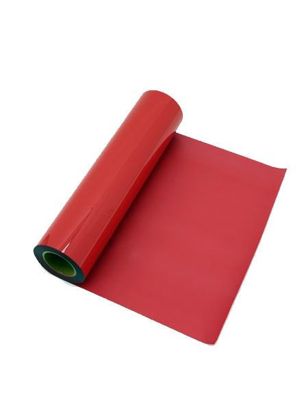 MD PU Vinyl - Red for Heat Transfer