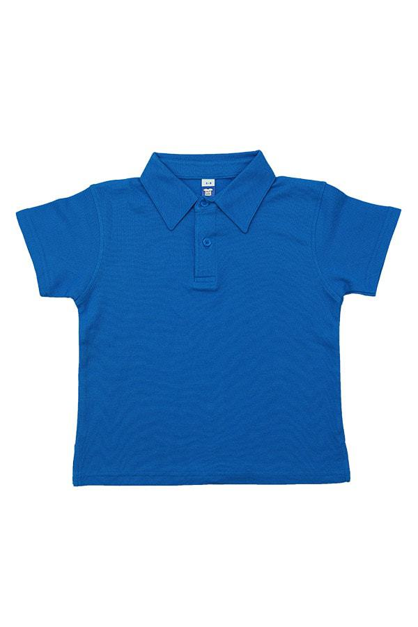MD Polo Kids - Turquoise