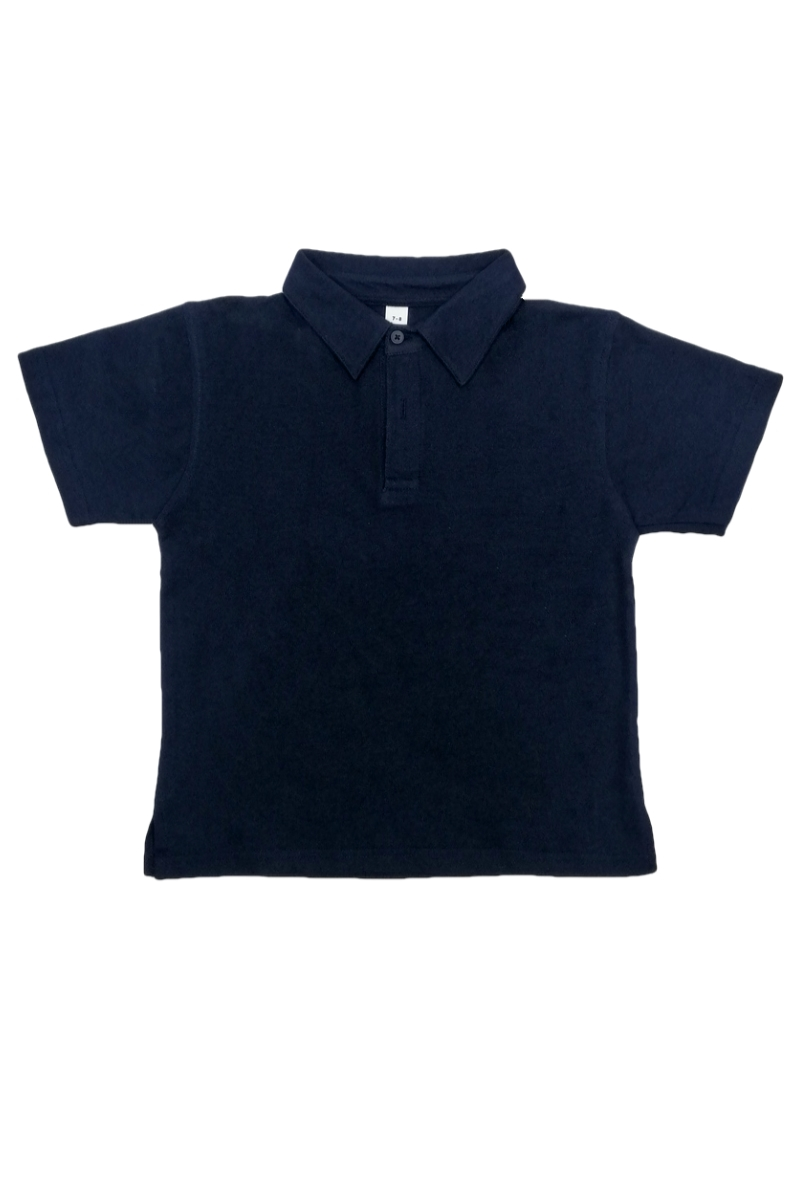 MD Polo Kids - Navy Blue