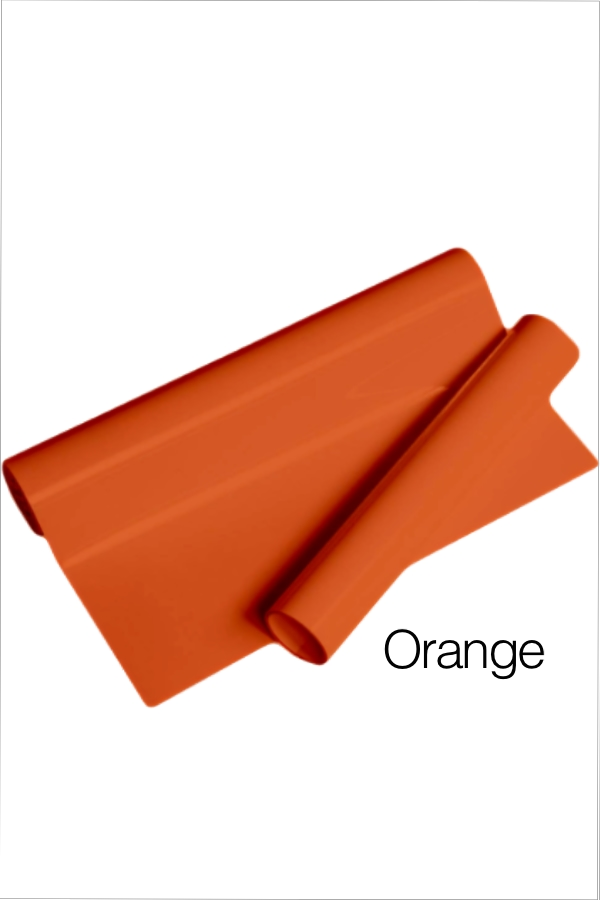 MD PVC Vinyl - Orange for Heat Transfer