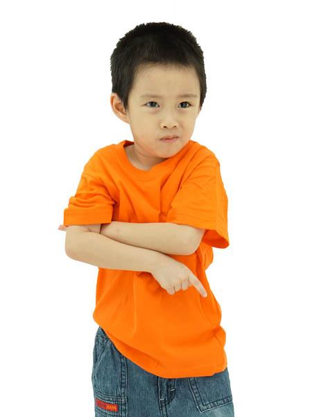 Alam Fashion Kids Orange