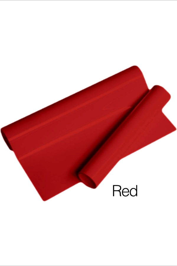 MD PVC Vinyl - Red for Heat Transfer