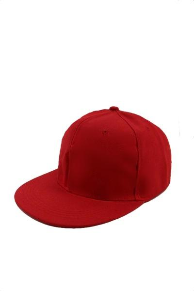 756a77e55d065 Hip Hop Cap - Red