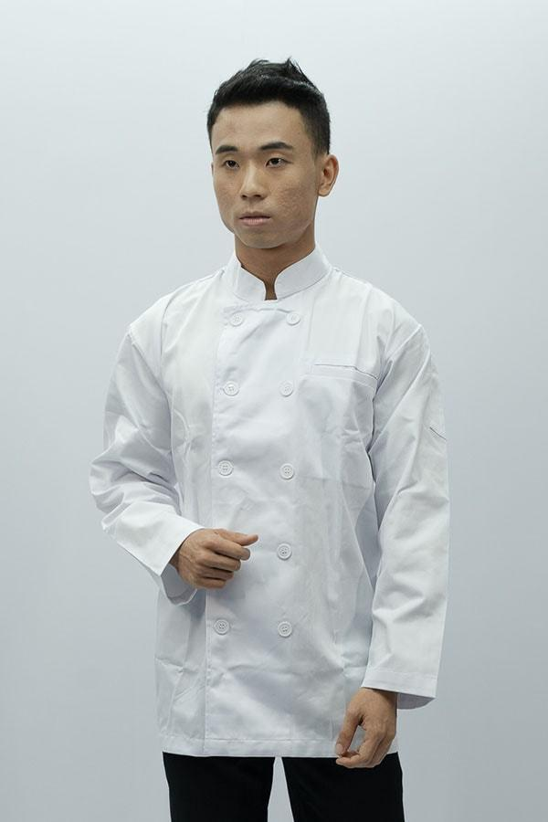 Chef Coat Classic Long Sleeve