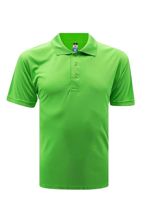 Vivid Super cool Polo - Apple Green