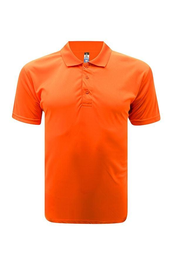 Vivid Super cool Polo - Orange