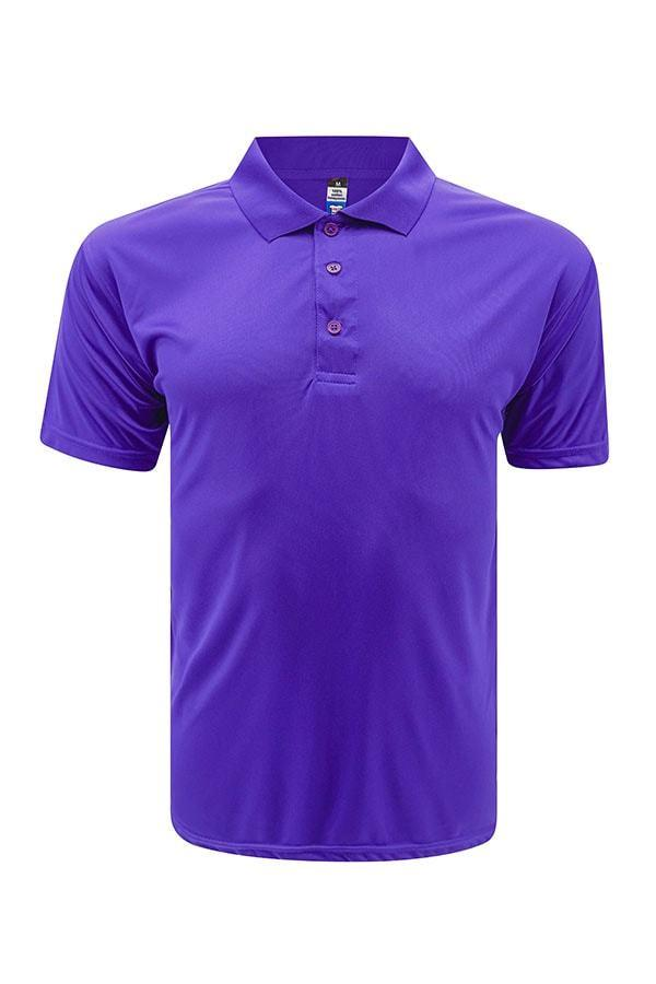 Vivid Super cool Polo - Purple