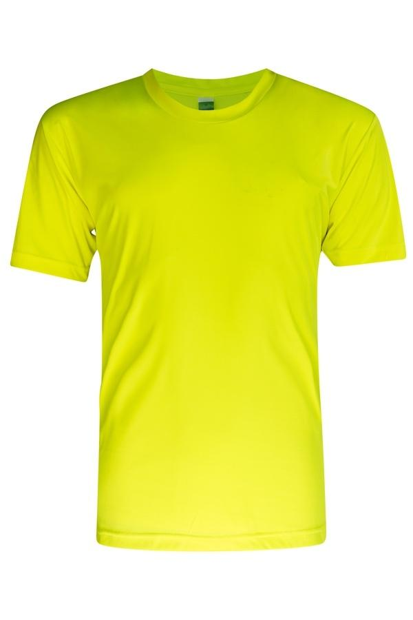 Vivid Supercool Neon Yellow T-Shirt