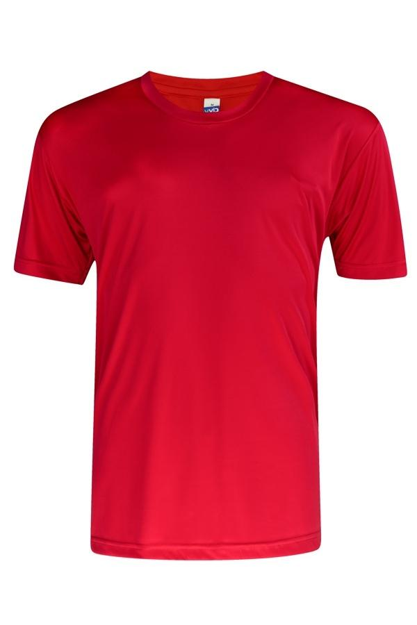 Vivid Supercool Red T-Shirt