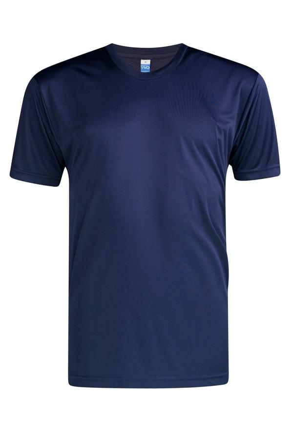 Vivid Supercool Navyblue T-Shirt
