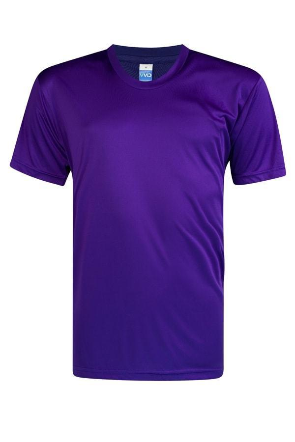 Vivid Supercool Purple T-Shirt