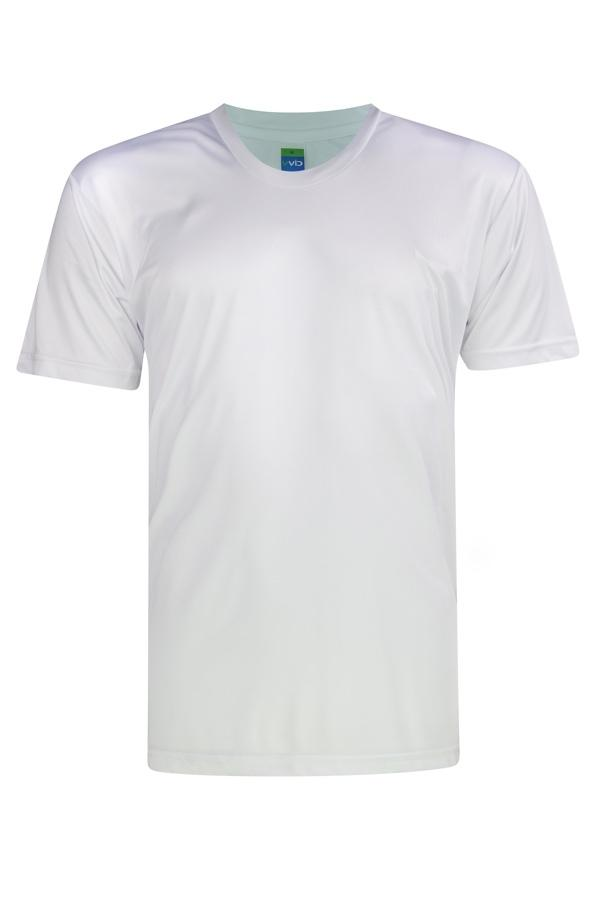 Vivid Supercool White T-Shirt