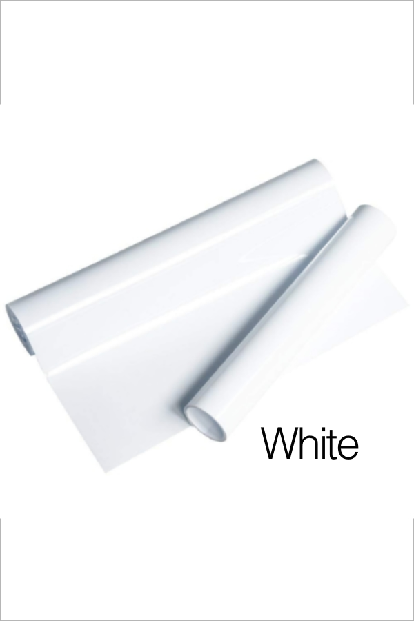 MD PVC Vinyl - White for Heat Transfer
