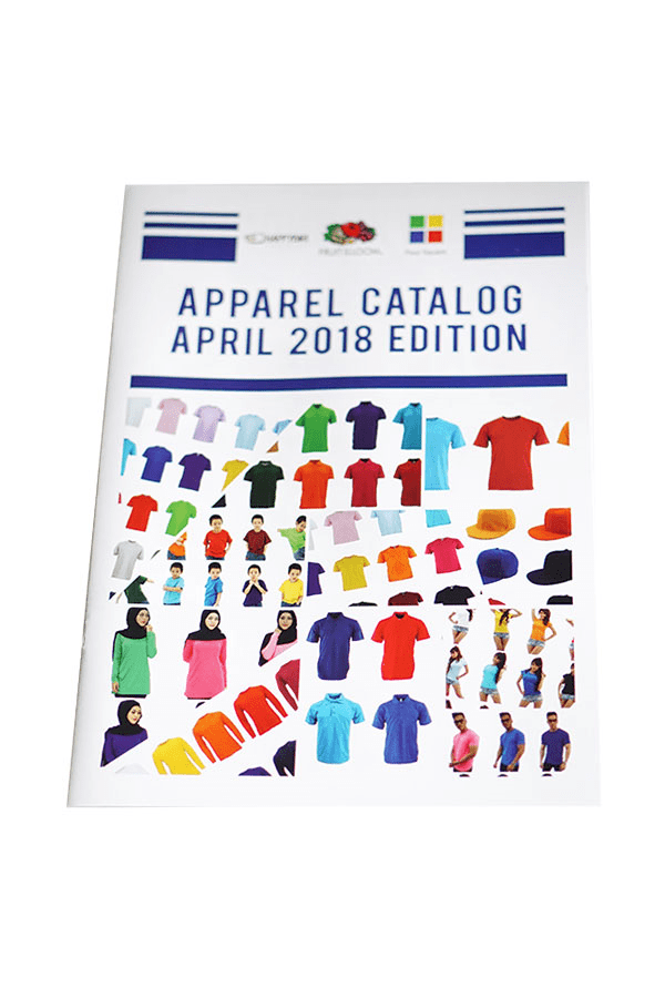 Apparel Catalog (without MD Textile Logo)