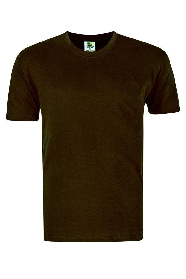 foursquare-160gsm-roundneck-chocolate-tshirt