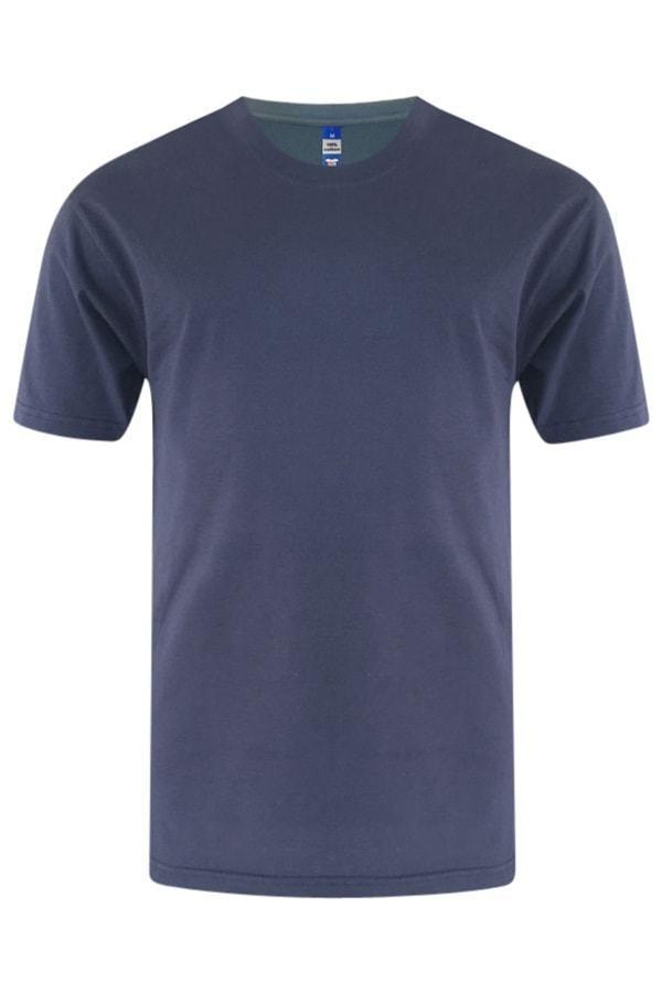 5492bc4c Foursquare T-Shirt Special Color (Short Sleeve) - Denim