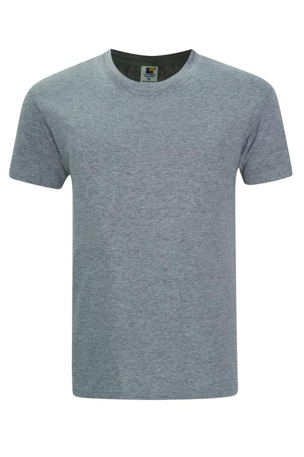 Frooty 100% Cotton T-shirt - Grey Melange